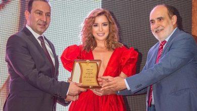 "Photo of ""أرض المبدعين"" تختار سارة أبي كنعان كأفضل ممثلة لبنانية!"