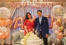 صورة الجميله ياسمين صبري تحتفل بعيد ميلادها