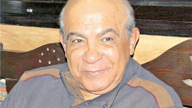 صورة نقل هادي الجيار إلى العناية المركزة