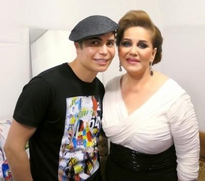 Photo of جو رعد لميادة الحناوي : عيب اللي بيعمل عيب
