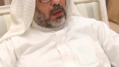 صورة محمد احمد عسيري ينشر الحاله الصحيه للمخرج عمر الجاسر