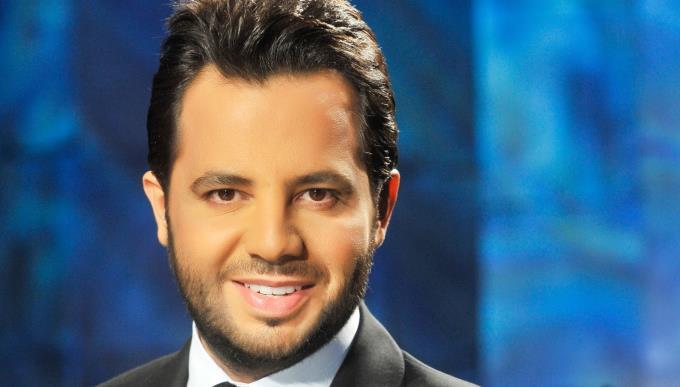"Photo of كاظم الساهر ضيف نيشان في "" تاراتاتا ""  الليله"