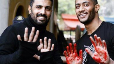"""Photo of محمد سامي """"يُحرج"""" محمد رمضان بشأن موعد مسلسل أحمد زكي"""