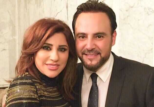 "Photo of ""سهرة خاصه "" تجمع نجوى وعاصي تتسرب لمواقع التواصل الاجتماعي !"