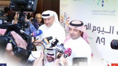 Photo of راشد الماجد يغني مع بلقيس لأول مره في القصيم