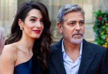 Photo of جورج كلوني وزوجته يتبرعان بأكثر من مليون دولار لهذه الجهات