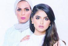 صورة منى السابر تكشف اسرار قضيتها مع ابنتها حلا ترك