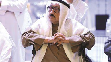 صورة شادي الخليج يغادر الأميري بعد تحسن حالته الصحيه