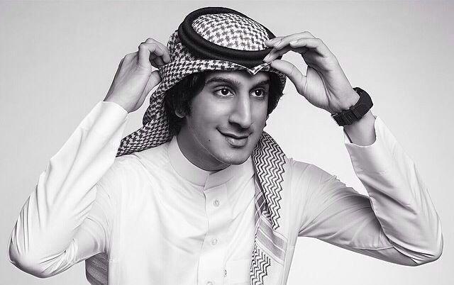 """صورة عبدالله عبدالعزيز يوقف أطروحات الأعمال الأخرى و يربك الجميع بـ """" إقري كفي """""""