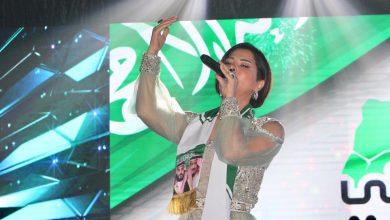 Photo of شمس تتألق أمام 1200 متفرج في نادي الشعله في الخرج