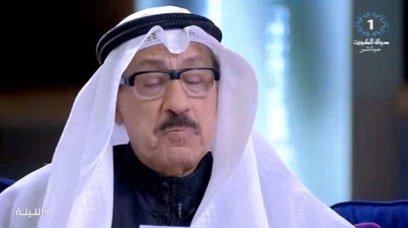 صورة #نجم_عبدالكريم يبكي #شادي_الخليج بقصيده مؤلمه !