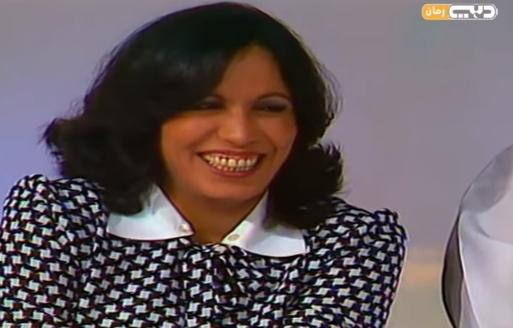 صورة كيف كانت العلاقات بين الفنانين في عام 1983 م .. شاهد الفيديو