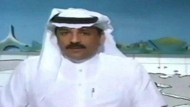صورة وفاة المذيع المخضرم فهد الحمود