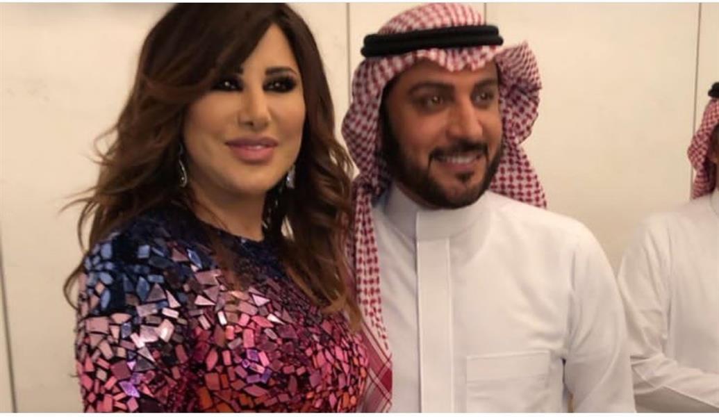 "Photo of حفاوة استقبال بين نجوى كرم وماجد المهندس: ""عملاقة من يوم يومها"""