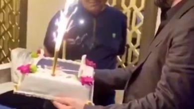 صورة محمد عبده يحتفل بعيد ميلاده الثاني والسبعين