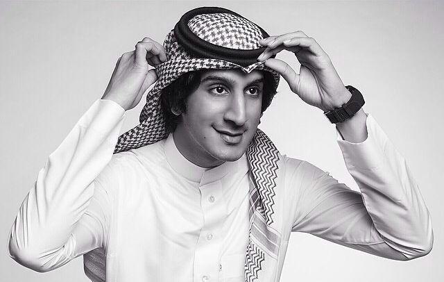 """صورة عبدالله عبدالعزيز """" بيفرمهم فرم """" .. ميني البوم وسنقل وأوبريت ويكتب ويغني .. انتظروه"""