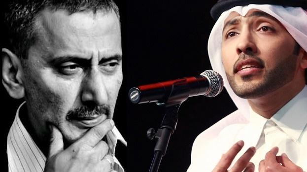 """صورة فهد الكبيسي يغني لـ السيدة """" فيروز """" ويحلم بـ ألحان """" زياد الرحباني """""""