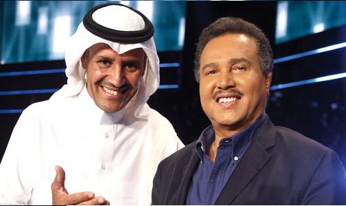 Photo of #ابعد_سما عمل يجمع #فنان_العرب بـ #خالد_عبدالرحمن