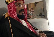 صورة طاهر بخش يحصد نتاج تجسيده لشخصية الملك عبدالعزيز