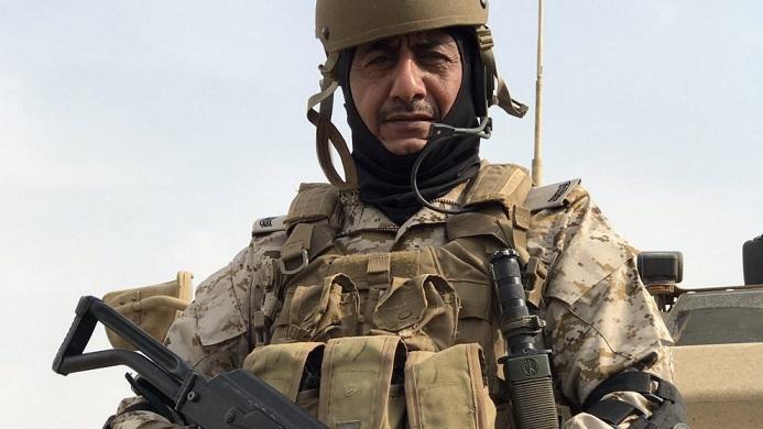 صورة #ناصر_القصبي يفوز بأول دور يجسد بطولة الجنود السعوديين في #الحد_الجنوبي !