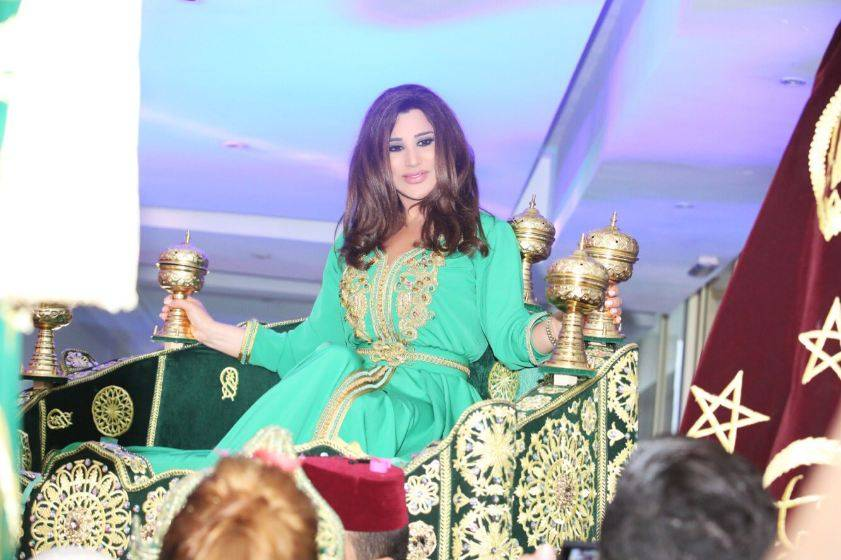 Photo of #نجوى_كرم تطرح البومها #مني_الك في #المغرب